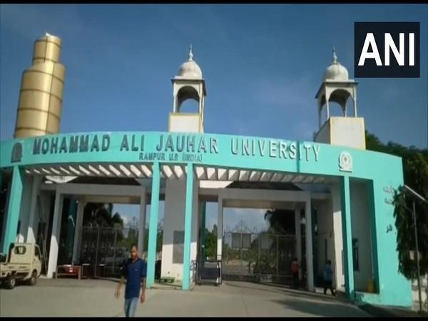UP Govt takes back 70.05 hectares of land from Rampur university run by SP MP Azam Khan's Trust [Photo/ANI]