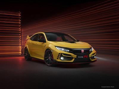 Honda Beach Christmas Commercial 2020 Civic 2021 Honda Civic Type R Heats Up with Exclusive Limited Edition