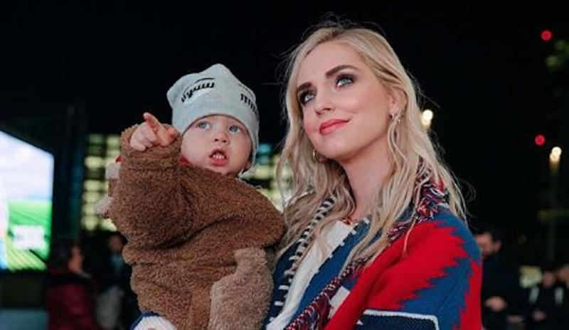 leone ferragni incidente