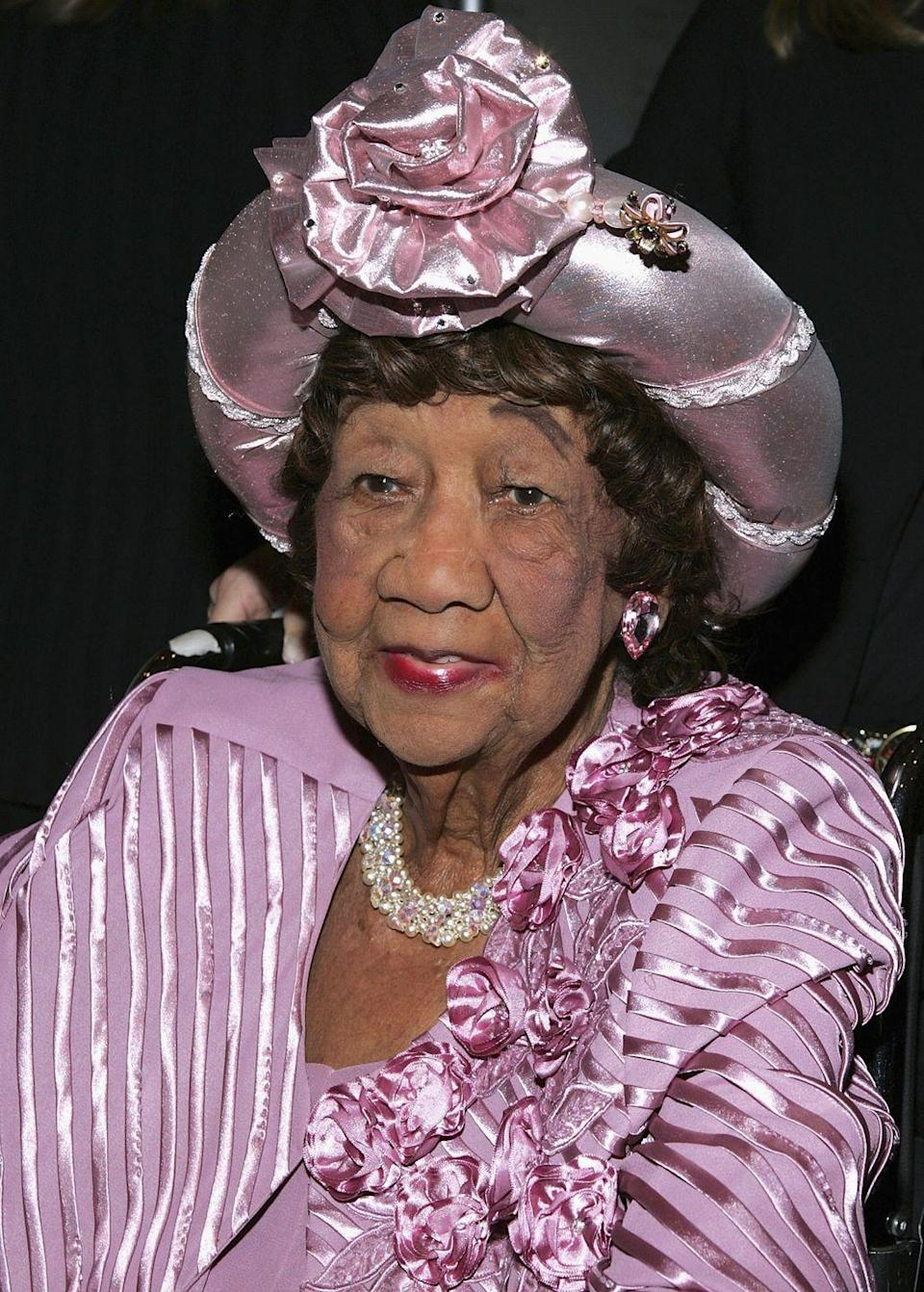 """<p>Height has been called the matriarch of the civil rights movement and often worked outside of the public eye. After receiving two degrees from New York University in the 1930s, Height worked for the New York City Welfare Department and then became the assistant executive director of the Harlem Y.M.C.A. She was involved in anti-lynching protests, brought public attention to the exploitation of African-American women working in """"slave markets,"""" and escorted First Lady Eleanor Roosevelt to the National Council of Negro Women, a council she served on for more than 40 years. In the 1950s, <a href=""""http://www.washingtonpost.com/wp-dyn/content/article/2010/04/20/AR2010042001287.html"""" rel=""""nofollow noopener"""" target=""""_blank"""" data-ylk=""""slk:she lobbied"""" class=""""link rapid-noclick-resp"""">she lobbied</a> President Dwight D. Eisenhower to take an aggressive stance on school desegregation issues. Height also worked with Martin Luther King Jr. and she stood on the platform with as he delivered his famous """"I Have a Dream"""" speech in August 1963.</p>"""