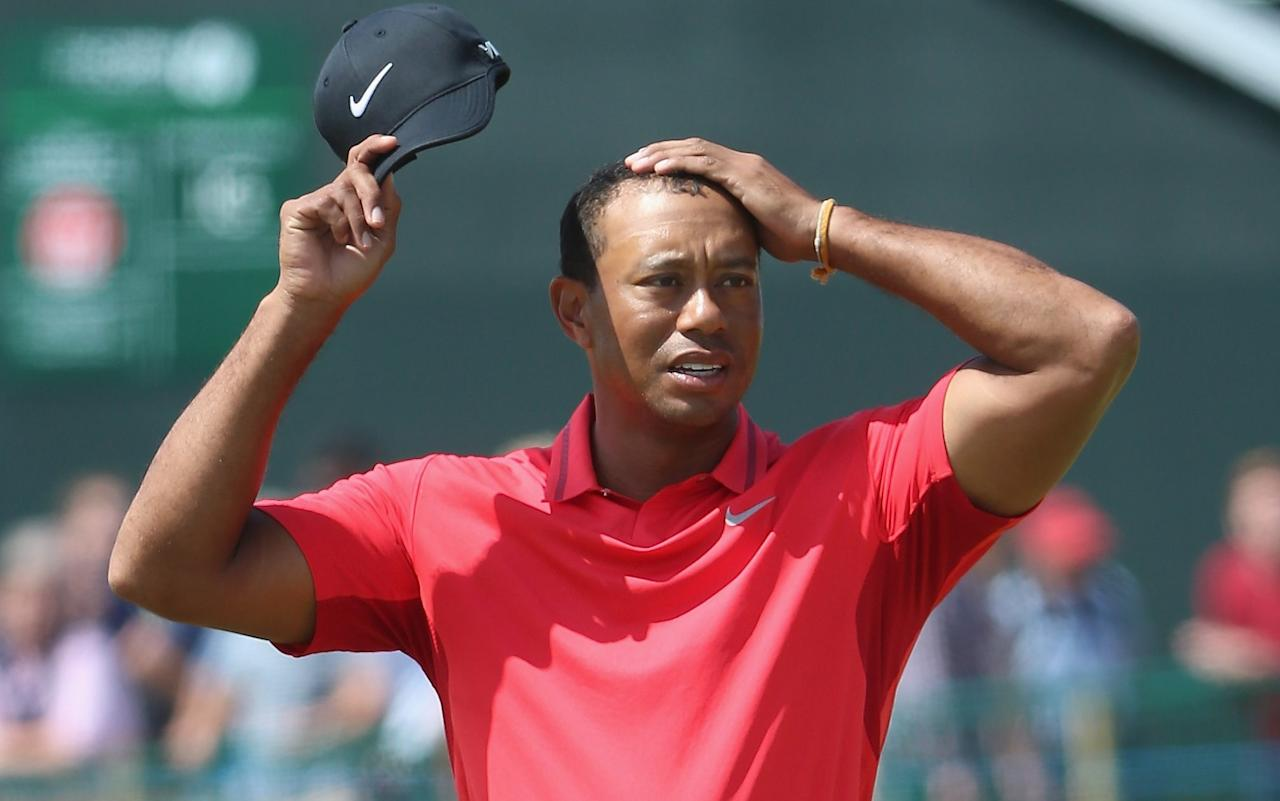"Tiger Woods could be facing the embarrassing prospect of seeing the PGA Tour event he hosts cancelled, because of the lack of a title sponsor. Jay Monahan, the Tour's commissioner, revealed here at East Lake on Tuesday – in the build-up to the Tour Championship which begins on Thursday – that unless a new deal can be agreed with Quicken Loans, or a replacement can be found, then the tournament might be dropped from next year's calendar. It would be a remarkable scenario. The game's most famous player being unable to attract a backer for a fully-fledged Tour event in Washington DC, the nation's capital And inevitably, many would view this as the latest sign of Woods's diminishing status after any number of negative headlines; the most recent being his arrest for driving under the influence. The National has been included on the Tour's 2018 schedule but there is no venue listed. Monahan confirmed that the Tour had cancelled the contract with Congressional, the famous US Open course, which was due to stage the championship in the last week of June. ""We need to conclude those discussions with Quicken Loans, but you also need to maintain your flexibility,"" Monahan said. ""Because whether or not Quicken steps up, we need to have all our options in the event that sponsors are looking in a different direction, or we are going to take the tournament in a different direction."" The changing face of Tiger Woods Woods has hosted The National, which benefits his charitable foundation, since 2007. Originally AT&T were the principal supporters, but in 2010 they dropped their individual sponsorship of the 14-time major-winner in the wake of his sex scandal. The telecommunications giant saw out its contract with The National, before it expired in 2013. Quicken Loans came on board the next year but, as of yet, has failed to re-sign. John Feinstein, the celebrated US author who is contributing editor to Golf Digest, sounded certain that the reticence is down to the reputation of the fallen icon. ""I don't think corporations are lining up to make a deal with Tiger Woods right now, Feinstein said. ""He's damaged goods."" It also has not helped that Woods has not played in the event since 2015 and was not even able to attend this year's tournament following his arrest the month before. Woods was discovered to have five different drugs in his systems, including marijuana. The five golfers to have won a career grand slam - and the 12 three-major winners, including Jordan Spieth The 41-year-old checked into a clinic in June because of his reliance on prescription drugs. The last time he played competitively was January, since when he has undergone a fourth back operation. His agent, Mark Steinberg, continues to remain upbeat, however. ""The event, at this point, is not going away. I want to be clear about that,"" Steinberg told the Washington. Post. ""We are looking for a title sponsor We have a number of good leads and are talking to them daily."""