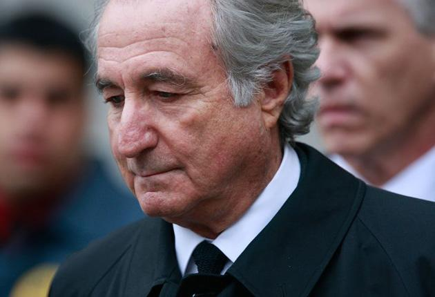 <p>Madoff's scheme required a constant supply of new investors to enable him to pay off others</p> (Getty)