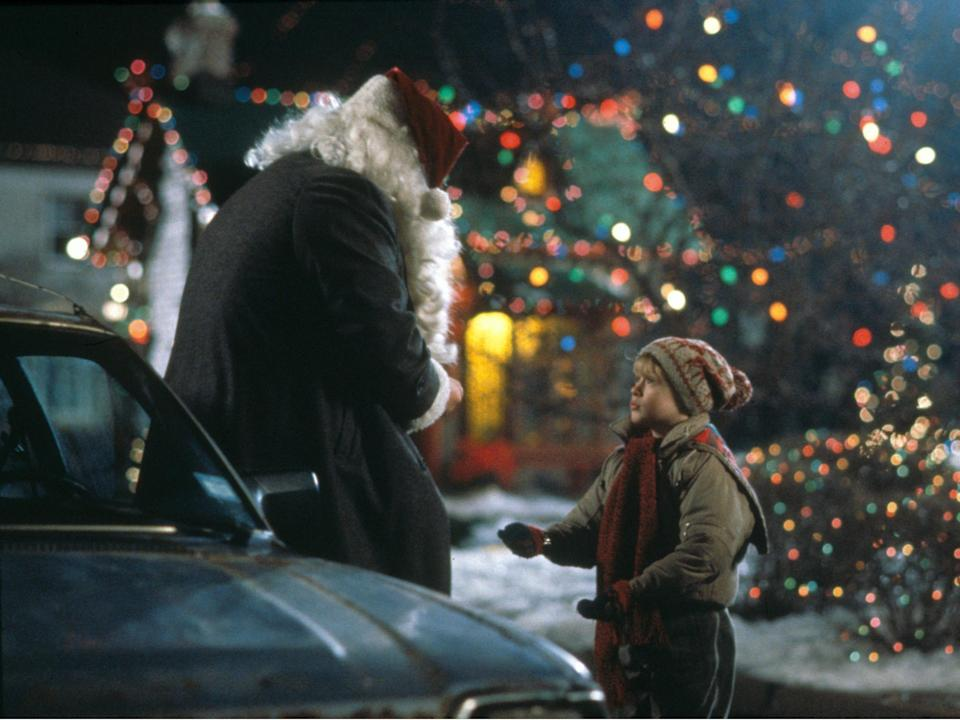 <p>Chris Farley auditioned to play Santa, but was unsuccessful</p>Rex