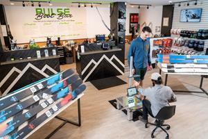 OvareVentures also purchased the Pulse Fit System, an iPad and web-based application and 3-D scanning system that ski shops can use to customize boot fittings.
