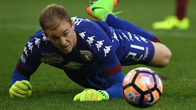 Joe Hart remains surplus to requirements at Manchester City under Pep Guardiola and has agreed a season-long loan at West Ham.