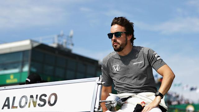 McLaren will be without Fernando Alonso at the Monaco Grand Prix after announcing the Spaniard will instead race the Indy 500.