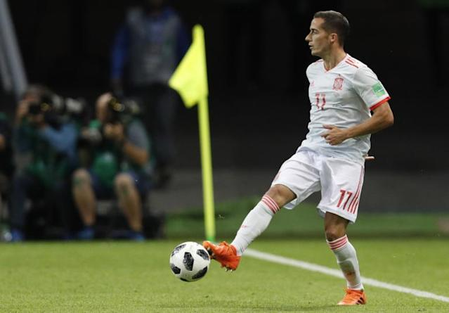 Iran vs Spain: Lucas Vazquez a square peg in round holes - scouting report
