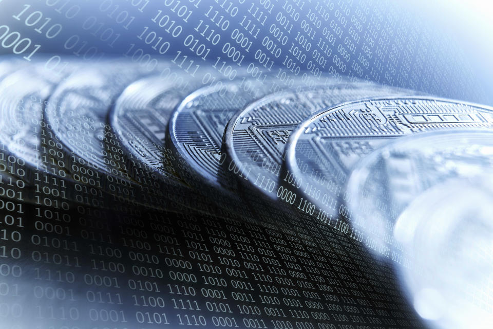 Bitcoin value has dropped drastically and recovery isn't in sight yet. Photo: Caiaimage/Adam Gault/Getty