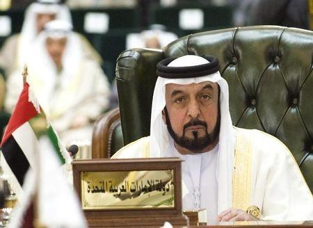 UAE president in first appearance since 2014 stroke