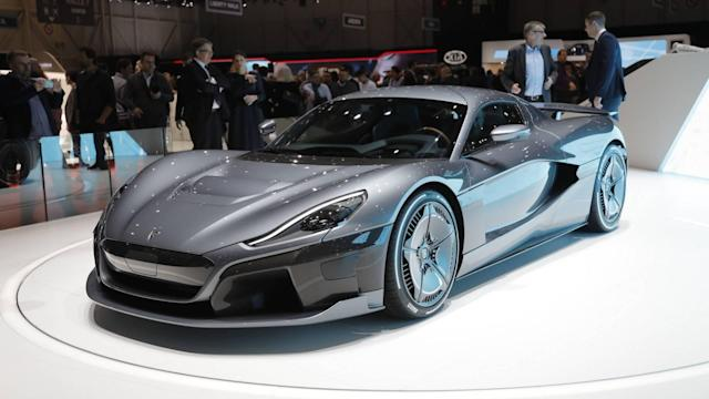 "<p><a href=""https://www.motor1.com/news/139042/rimac-concept-one-power-upgrade/"" rel=""nofollow noopener"" target=""_blank"" data-ylk=""slk:With the Concept One, Rimac proved"" class=""link rapid-noclick-resp"">With the Concept One, Rimac proved</a> it was able to build an electric hypercar with absolutely insane performance. At the Geneva Motor Show, the firm debuted the new <a href=""https://www.motor1.com/news/235215/rimac-c2-ev-geneva-debut/"" rel=""nofollow noopener"" target=""_blank"" data-ylk=""slk:C_Two with similarly incredible specs"" class=""link rapid-noclick-resp"">C_Two with similarly incredible specs</a>. With a model on the road, we're more likely to believe the astounding claims for the latest vehicle.</p> <p>The C_Two allegedly has 1,888 horsepower and can reach 60 miles per hour in just 1.85 seconds. The impressive performance reportedly comes with a maximum driving range of 404 miles in the NEDC test.</p> <p>While the powertrain numbers are on the razor's edge of being unbelievable, the tech claims are where the C_Two really strain credibility. According to Rimac, the model features Level 4 autonomous driving ability, which means the vehicle can entirely pilot itself if necessary. </p> <p>Creating a fully self-driving vehicle is a project that the auto and technology industries are investing billions of dollars in. It's difficult to believe that a tiny company like Rimac somehow has a solution that much larger competitors don't.</p>"