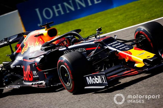 "Max Verstappen, Red Bull Racing RB15 <span class=""copyright"">Andy Hone / LAT Images</span>"