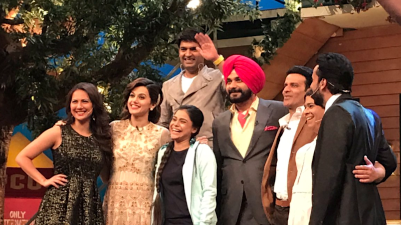 Sunil Grover Quits, But Kapil Sharma's Show Wasn't Stalled