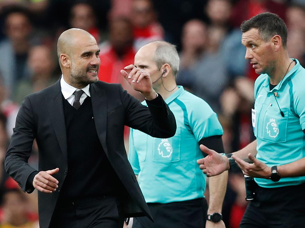 Guardiola does not yet have the squad to achieve greatness with City: Getty
