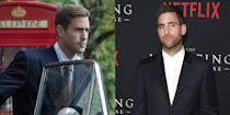 """<p>Another returning cast member, having previously starred in<em> The Haunting of Hill House</em>, Jackson-Cohen plays Peter Quint, Henry Wingrave's former assistant. Outside of the horror anthology, he's appeared in <a href=""""https://www.imdb.com/title/tt1051906/?ref_=nm_flmg_act_4"""" rel=""""nofollow noopener"""" target=""""_blank"""" data-ylk=""""slk:The Invisible Man"""" class=""""link rapid-noclick-resp""""><em>The Invisible Man</em></a> opposite Elisabeth Moss, and is set to appear in Maggie Gyllenhaal's directorial movie debut, <a href=""""https://www.imdb.com/title/tt9100054/?ref_=nm_flmg_act_2"""" rel=""""nofollow noopener"""" target=""""_blank"""" data-ylk=""""slk:The Lost Daughter"""" class=""""link rapid-noclick-resp""""><em>The Lost Daughter</em></a>.</p>"""