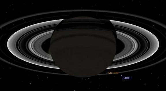 Wave at Saturn Today: How to Watch Live