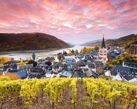 Rudesheim - Credit: This content is subject to copyright./Matteo Colombo
