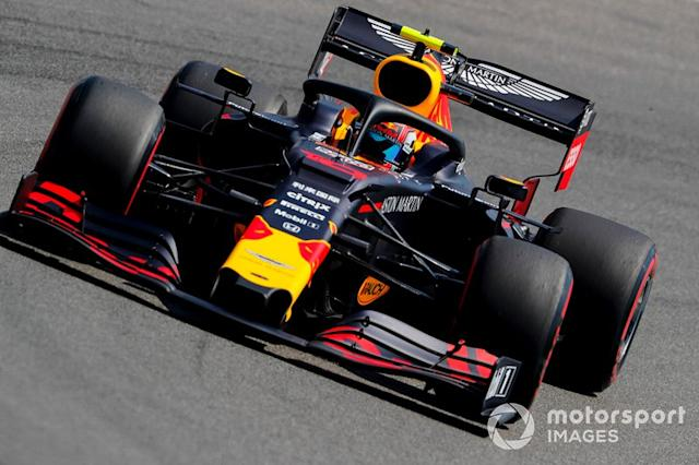 "Pierre Gasly, Red Bull Racing RB15 <span class=""copyright"">Steven Tee / Motorsport Images</span>"