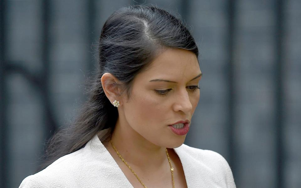 Priti Patel is thought to be planning to apologise - Reuters
