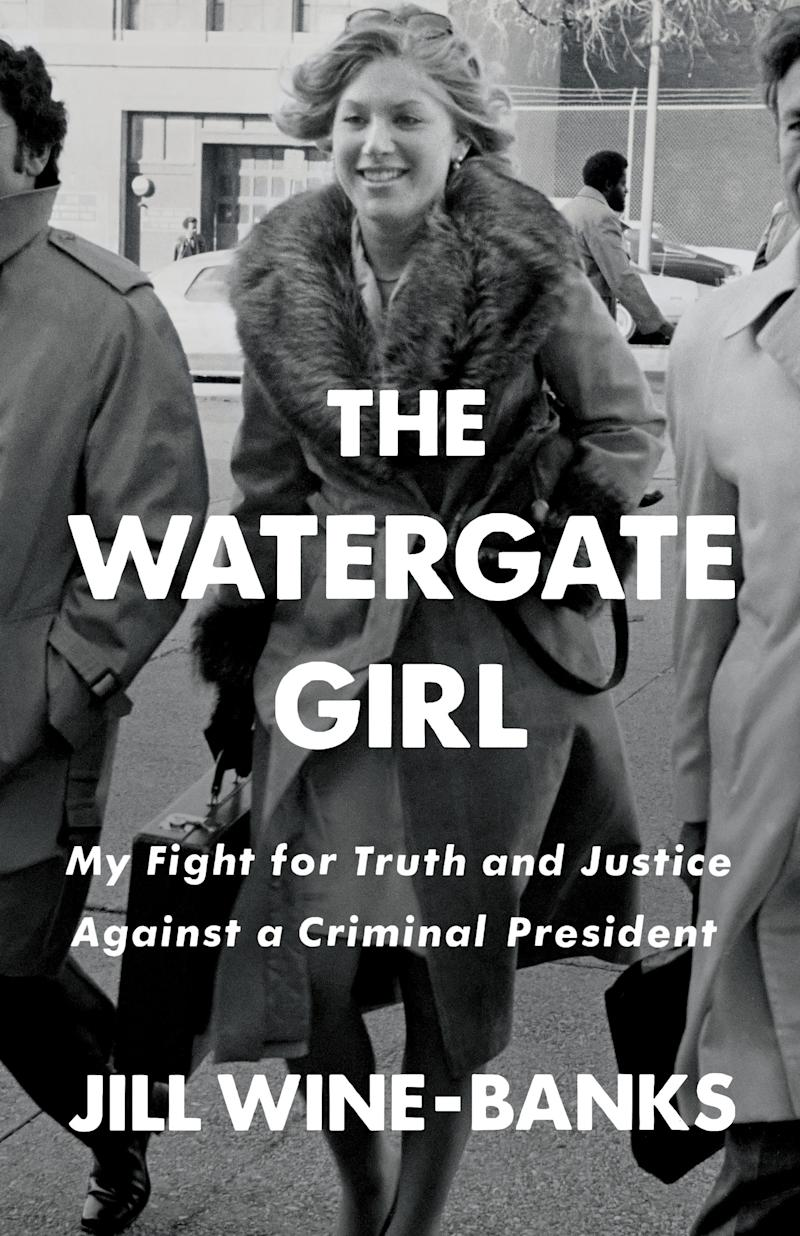 """""""The Watergate Girl"""" will be published in February 2020."""