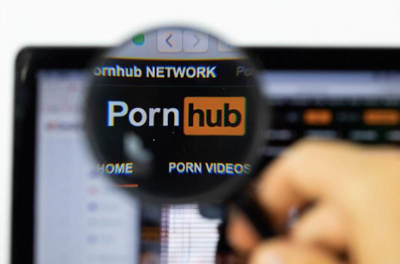 The advert was place on Pornhub, one of the biggest sex websites in the world (Flickr)