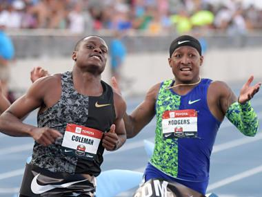 US sprint star Christian Coleman risks ban after missing three drug tests: Reports