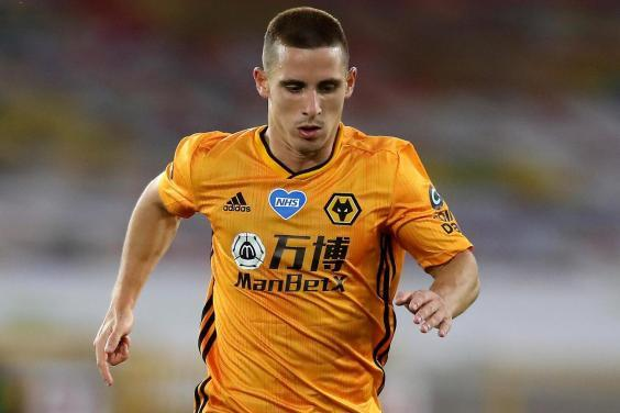 Daniel Podence is improving for Wolves (Getty Images)