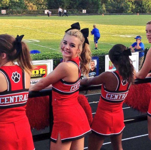 PHOTO: Sixteen-year-old Emma Walker was a beautiful, vibrant and warm-hearted cheerleader and high school student. (Courtesy Walker Family)