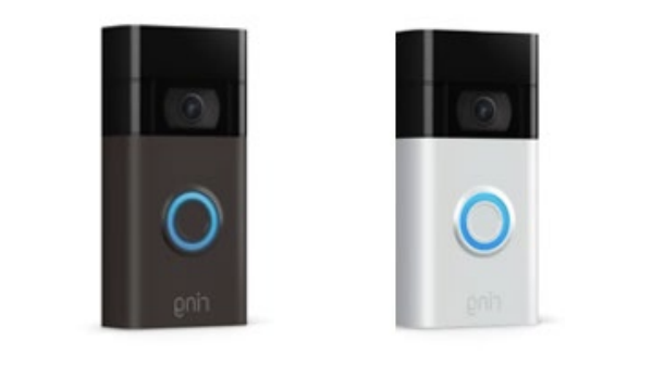 There are fears the second generation of the Ring LLC Video Doorbell could pose a fire hazard if the wrong screws are used. Source: Product Safety Australia