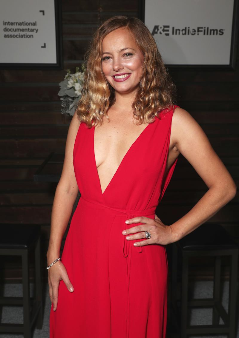 Bijou Phillips pictured in 2016. (Todd Williamson/Getty Images for International Documentary Association)