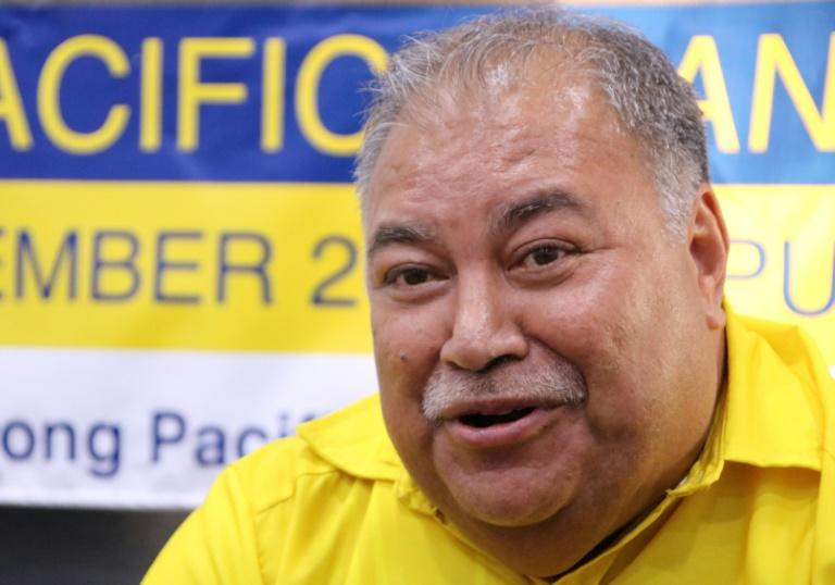 Nauru's President Baron Waqa accused the Chinese delegate of 'insolence' at the Pacific forum