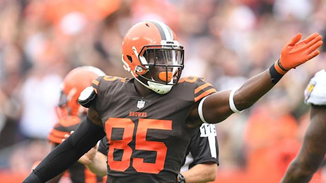 Tight end David Njoku is in line to make his first appearance since Week 2 after being activated by the Cleveland Browns.