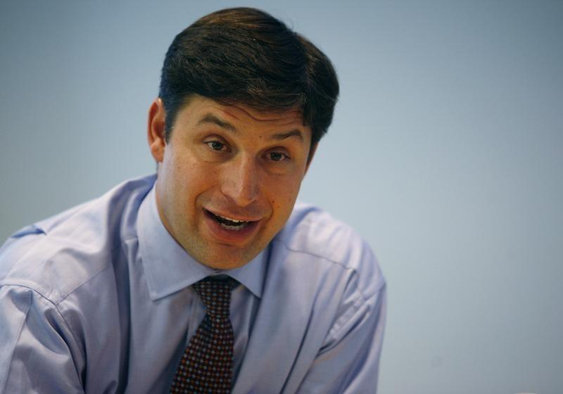 Goldman Sachs Internet and Media analyst, Anthony Noto, speaks at the Reuters Media Summit in New York