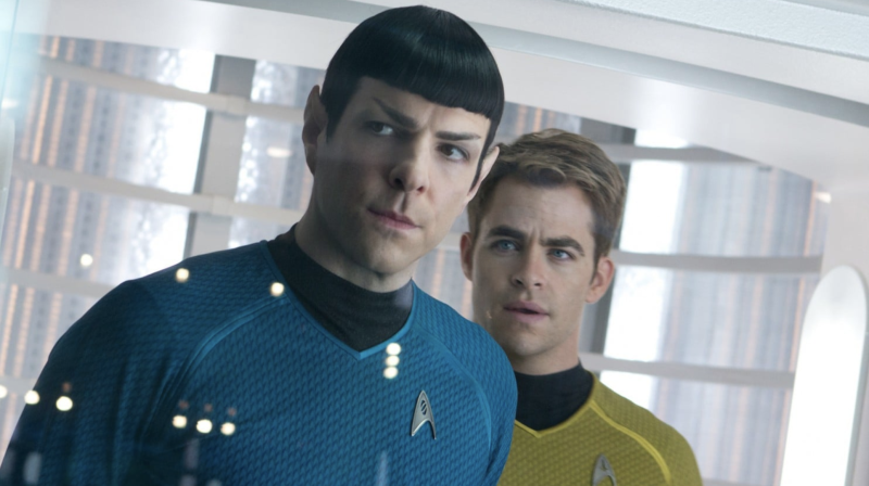 Tarantino's Star Trek movie could feature Abrams' cast (credit: Paramount)