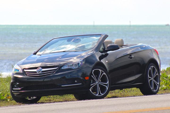 Amazing 2016 Buick Cascada Is The Right Convertible At The Right Time First