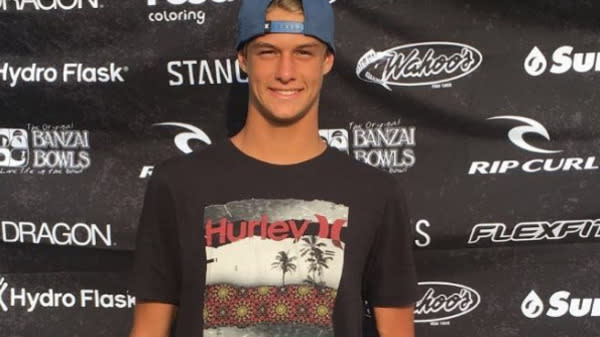 Teenage Pro Surfer Reportedly Killed Catching Hurricane Irma's Waves In Barbados