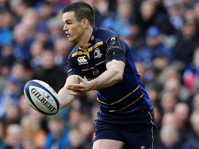 Jonathan Sexton starts at fly-half for Leinster (Getty)