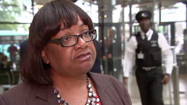 Diane Abbott fails to do her sums, again