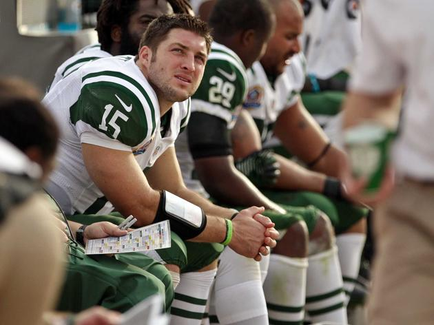 Report: Tebow a 'virtual certainty' to play for Jacksonville Jaguars