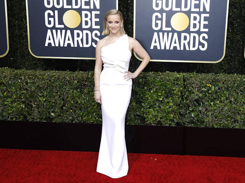 Reese Witherspoon had 'hard time' picking dress for Golden Globes