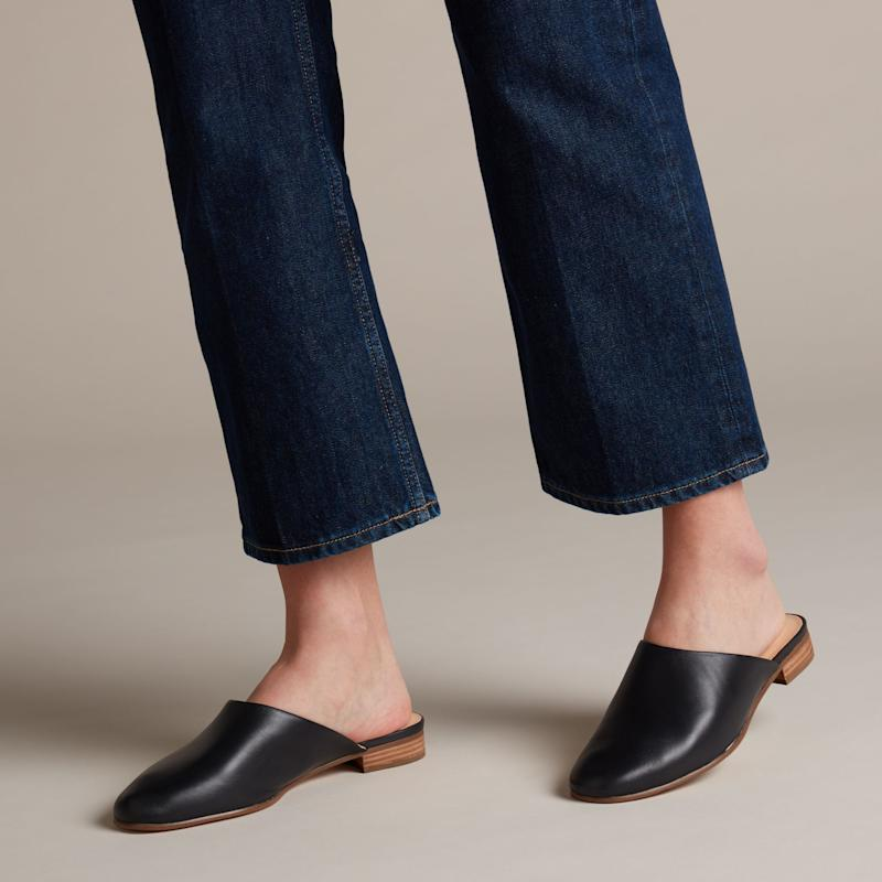 Let's get down to business. (Photo: Clarks)