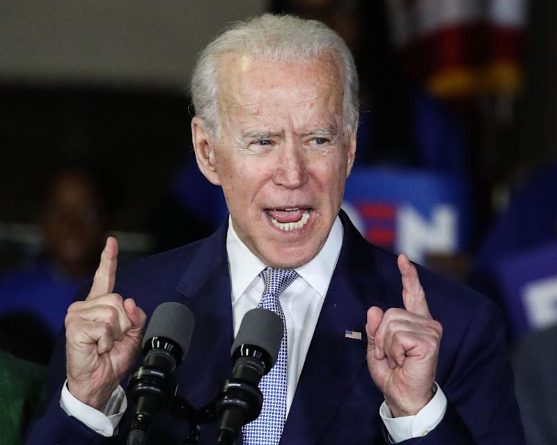 Biden says Trump failed to hold China accountable on coronavirus