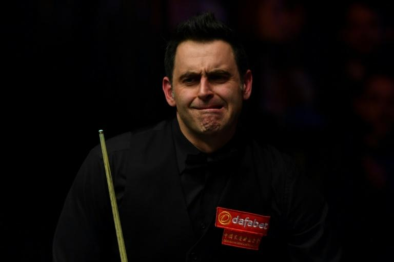 "England's Ronnie O'Sullivan has insisted he was done with being ""bullied"" and ""intimidated"" by officials"