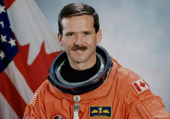 Neil Armstrong Inspired Canadian Astronaut's Giant Leap