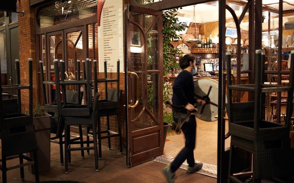 toulouse restaurant - Getty