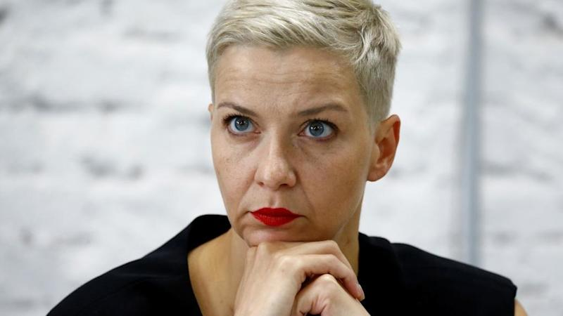 Belarus charges opposition figure Kolesnikova with undermining national security