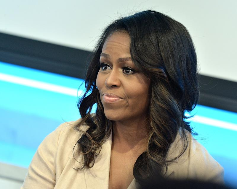 Michelle Obama Ill Never Forgive Trump For Pushing The Birther