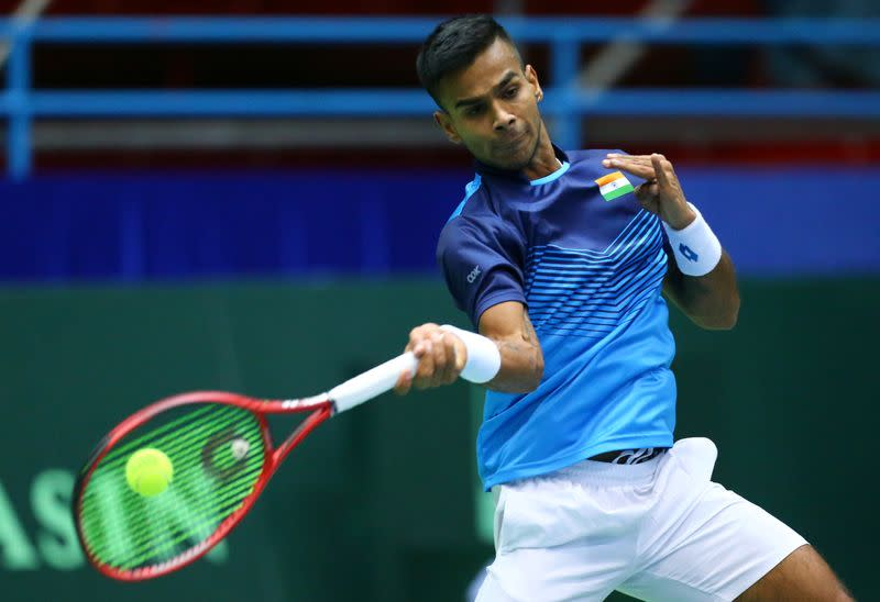 Underdog Nagal looking forward to Thiem test at U.S. Open