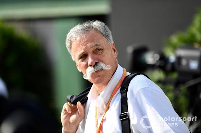 """Chase Carey, Chairman, Formula 1 <span class=""""copyright"""">Jerry Andre / Motorsport Images</span>"""
