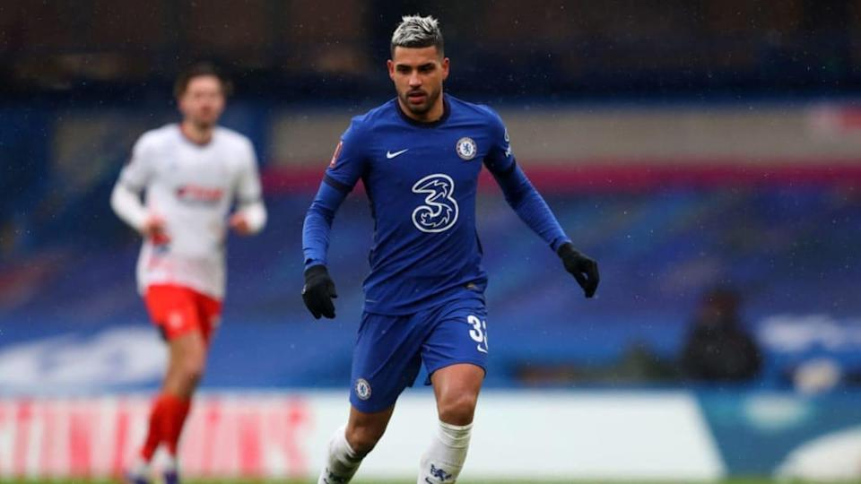 Emerson Palmieri   Catherine Ivill/Getty Images