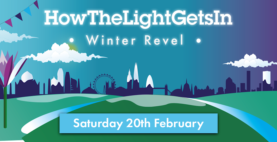 The 'Winter Revel' in partnership with Yahoo will be How The Light Gets In's third virtual festival. (How The Light Gets In)